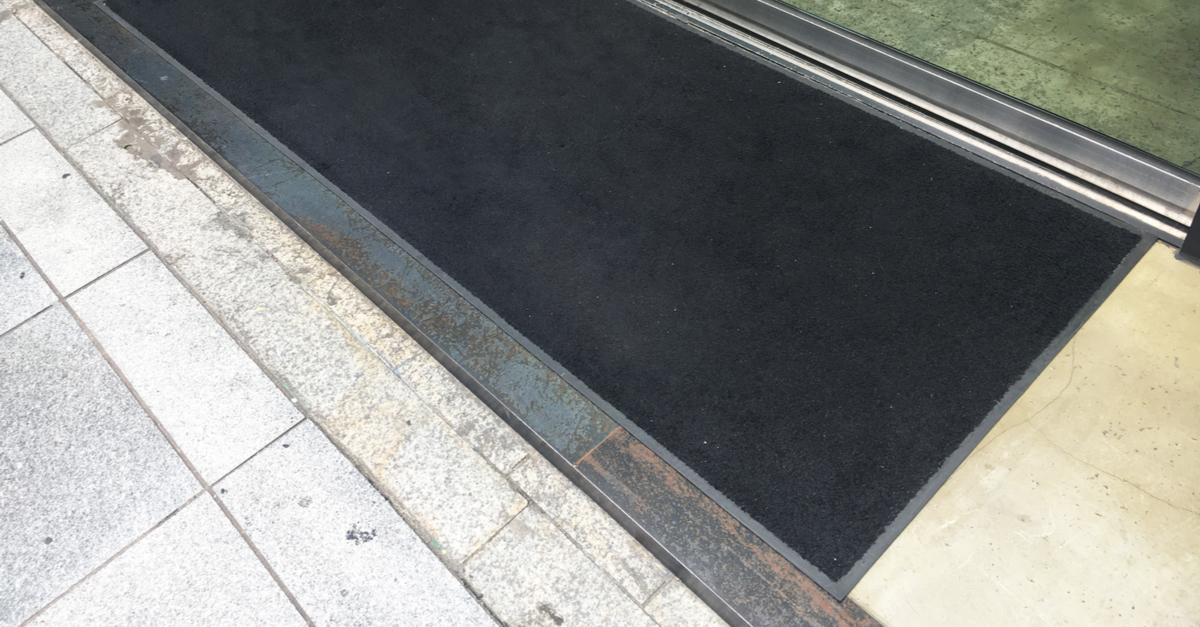 commercial mat rentals