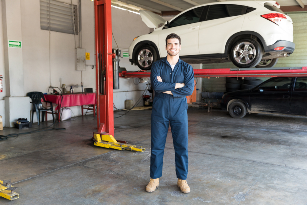 how to keep auto workers safe
